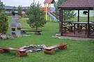 Apartmány Tatralandia - ohnisko, gril, altánok